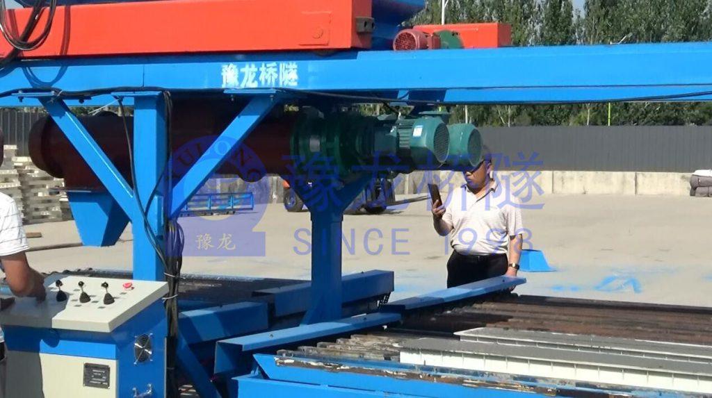 豫龙客户工地照片河北沧州2
