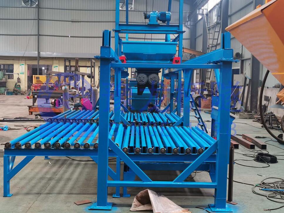 预制构件布料机YLBL-45小型构件预制生产线2