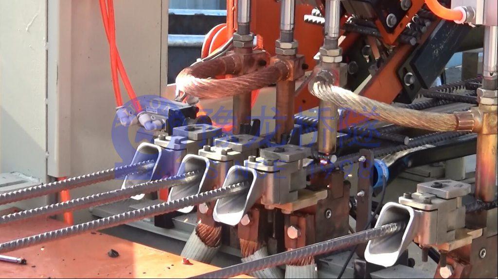 数控钢筋网片排焊机盖板定制型焊网机4
