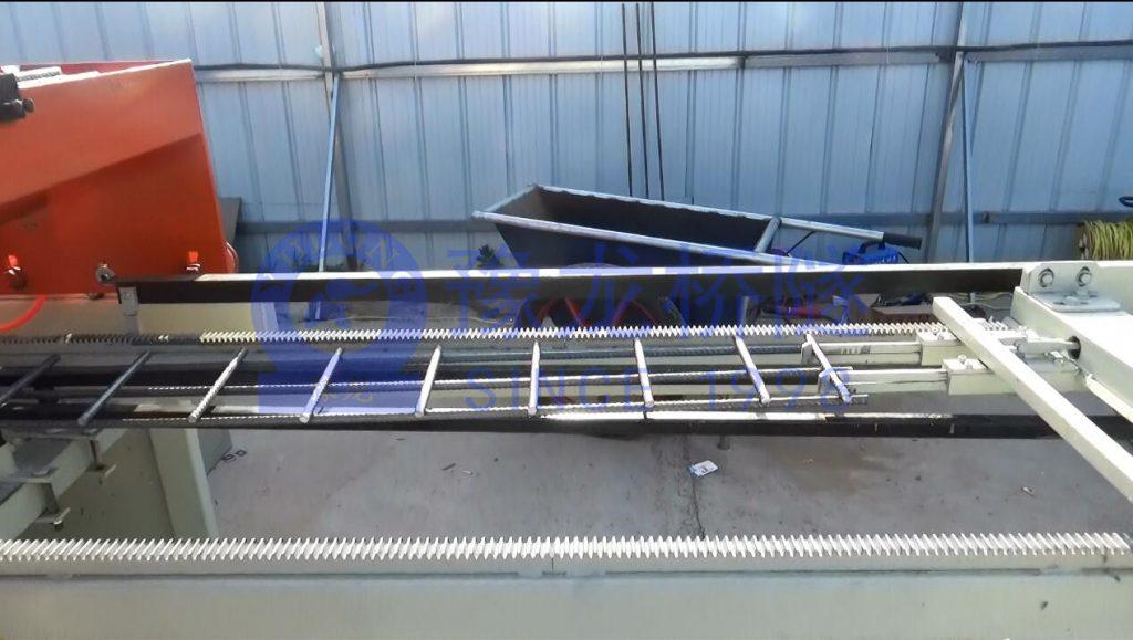 数控钢筋网片排焊机盖板定制型焊网机3