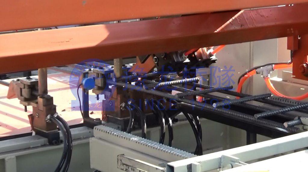 数控钢筋网片排焊机盖板定制型焊网机2