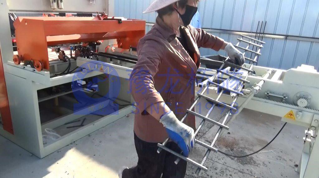 数控钢筋网片排焊机盖板定制型焊网机